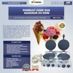 Jual Pembuat Cone dan Mangkuk Es Krim (CIC22) di Tangerang