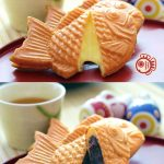 Jual Mesin Kue Waffle Ikan Taiyaki – Gas (TYK02) di Tangerang