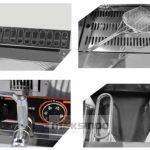 Jual Mesin Luxury Gas Fryer 17 Liter (MKS-G17B) di Tangerang
