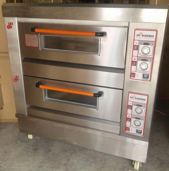 Mesin-Oven-Roti-Gas-2-Rak-4-Loyang-(GO24)-2