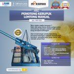 Jual Alat Pemotong Kerupuk Lontongan Manual Tangerang