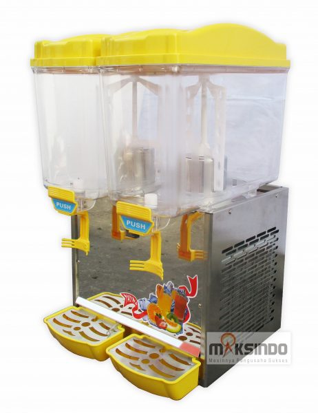 Juice Dispenser 2 Tabung (17 Liter) - ADK17x2