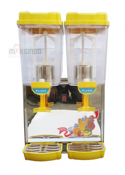 Juice Dispenser 2 Tabung (17 Liter) - ADK17x2-2