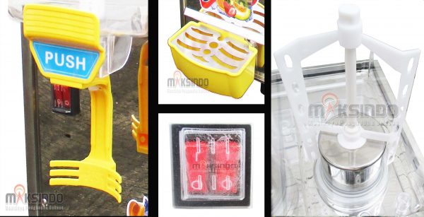 Juice Dispenser 2 Tabung (17 Liter) - ADK17x2-3