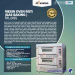 Jual Mesin Oven Roti Gas 4 Loyang (MKS-RS24) di Tangerang