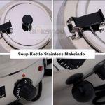 Jual Mesin Penghangat Sop Stainless (Soup Kettle) – SB7000 di Tangerang