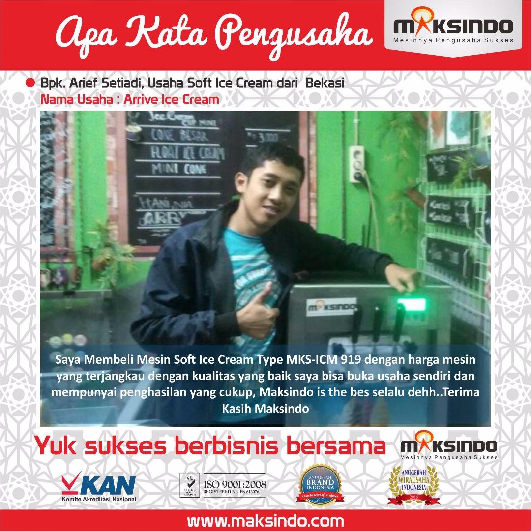 9. Arief Setiadi