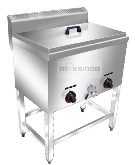 Gas-Deep-Fryer-25-Liter-1-Tank-(G75)