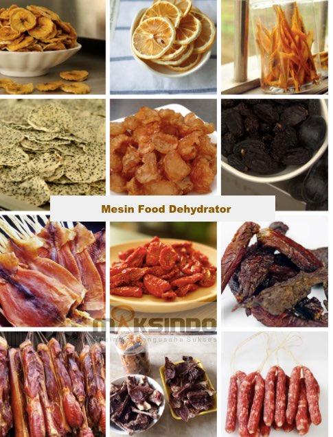 Mesin-Food-Dehydrator-30-Rak-FDH30