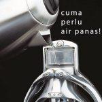 Jual Pembuat Kopi Manual Rok Presso di Tangerang