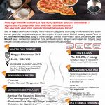 Training Usaha Pizza, 5 November 2017
