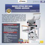 Jual Mesin Cetak Mie dan Press Adonan MKS-900 di Tangerang