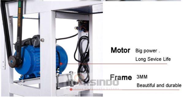 Mesin Cetak Mie dan Press Adonan MKS-900-3