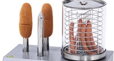 Mesin Hot Dog Warmer (HDR30)-4
