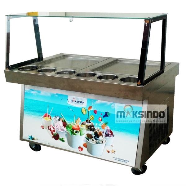 Jual Mesin Roll Fry Ice Cream RIC36x2 di Tangerang