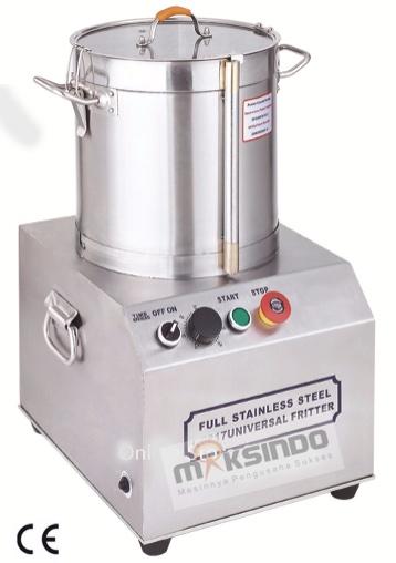 Universal Fritter 17 Liter (MKS-UV17A)9
