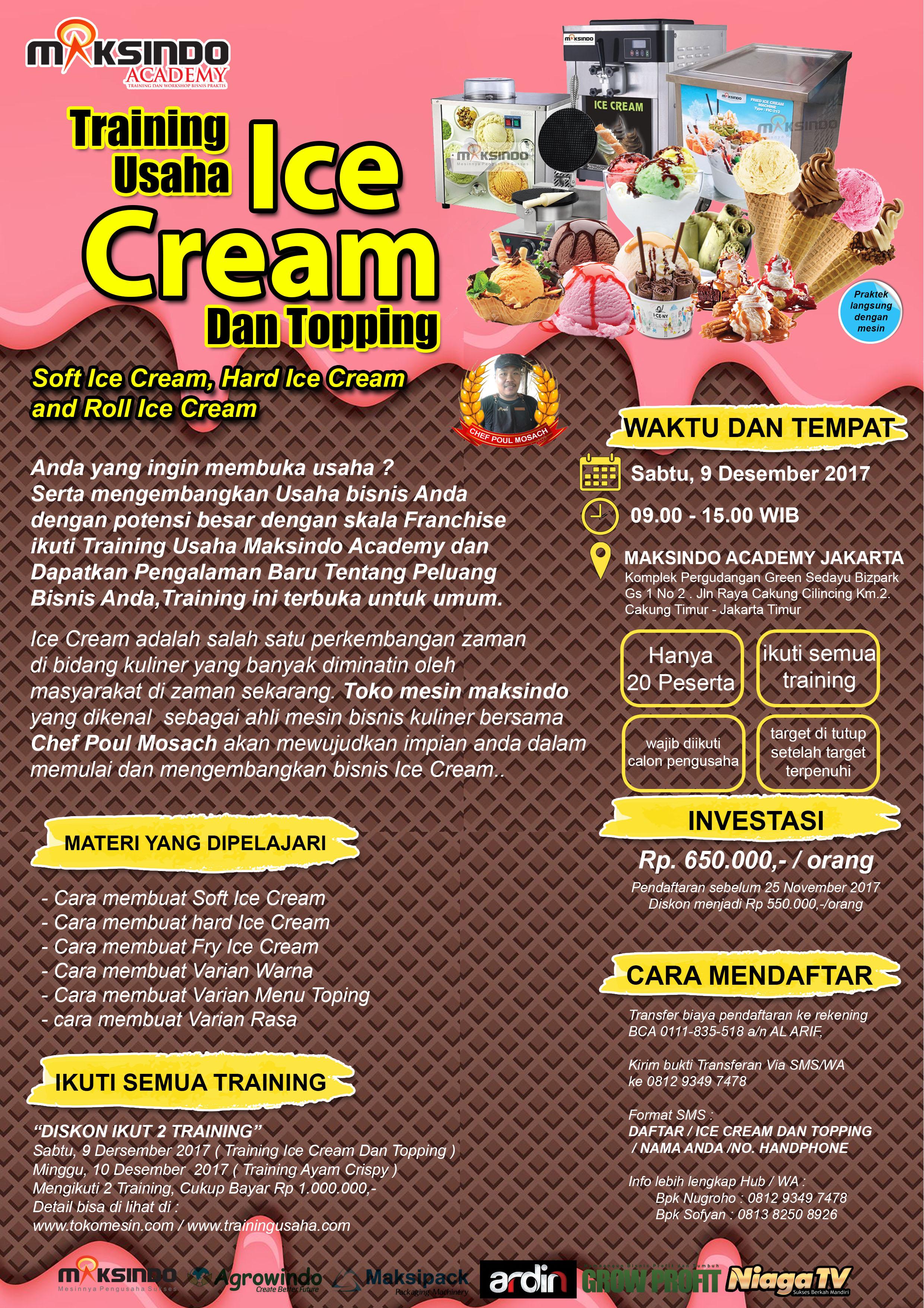 brousur ice cream des