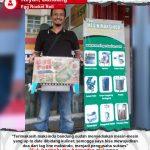 Egg Rocket Roll : Maksindo Menyediakan Mesin – Mesin Yang Up To Date Bidang Kuliner