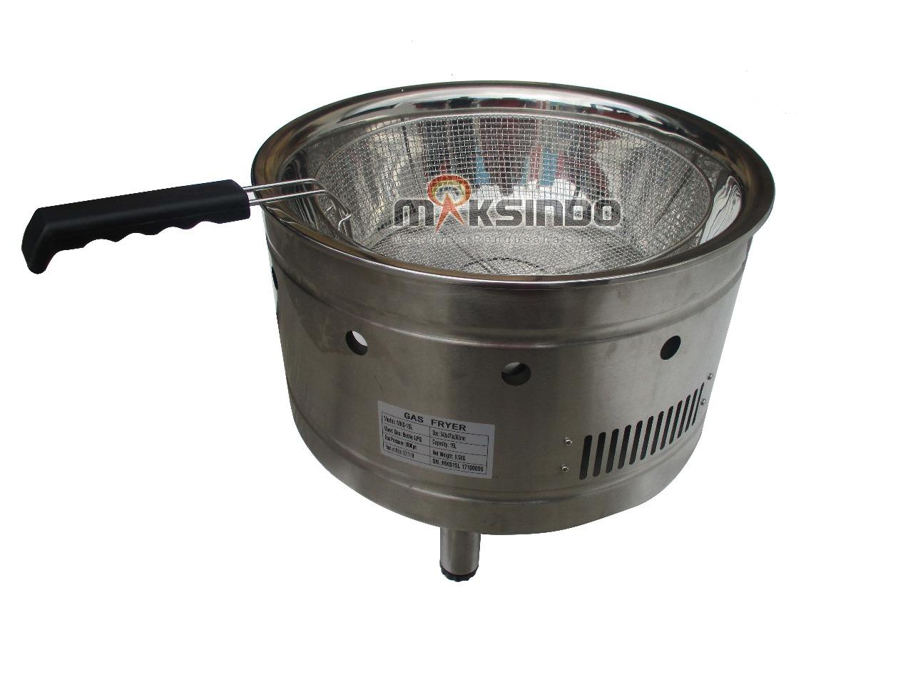 Gas Fryer MKS-15L-2