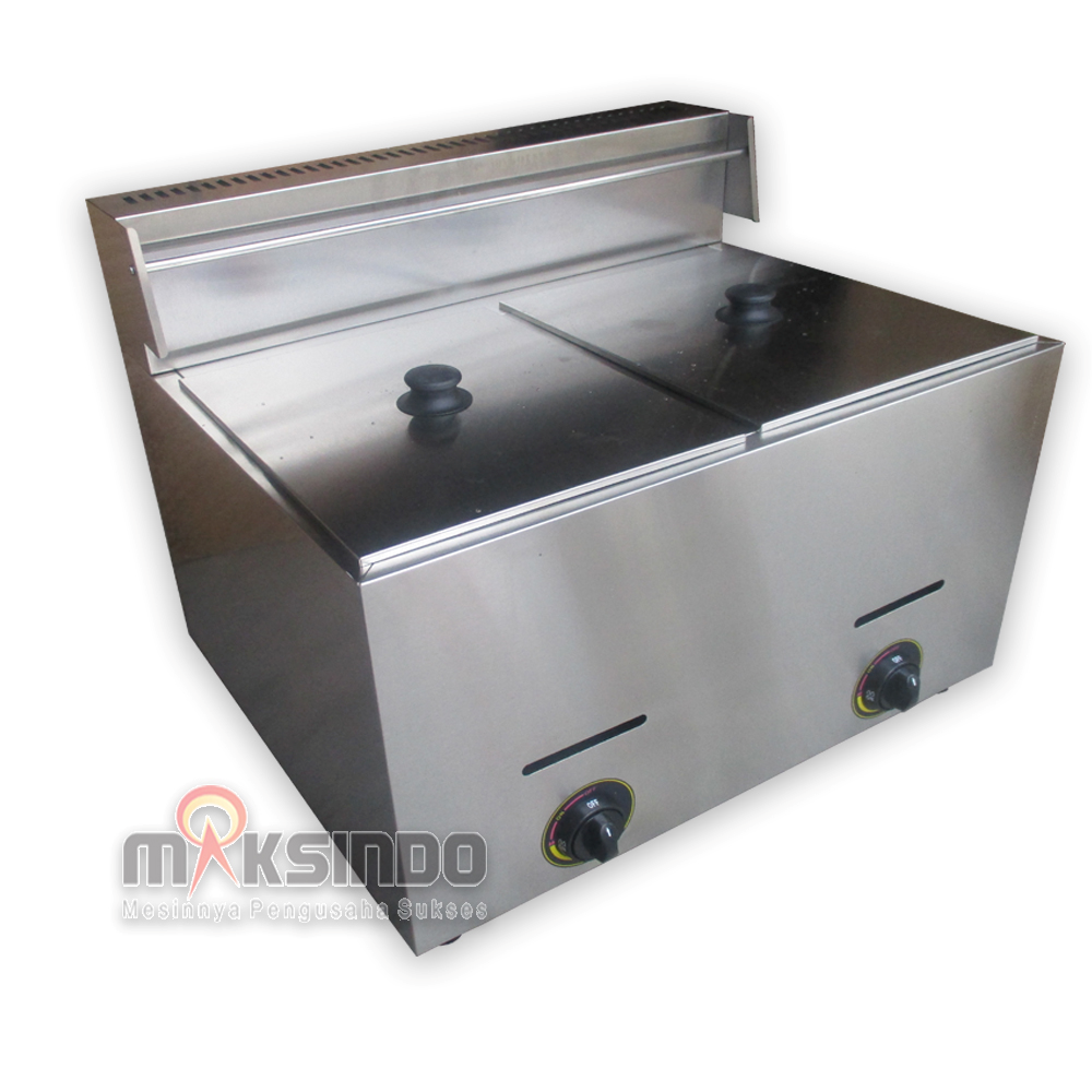 Gas Fryer MKS-7Lx2-2