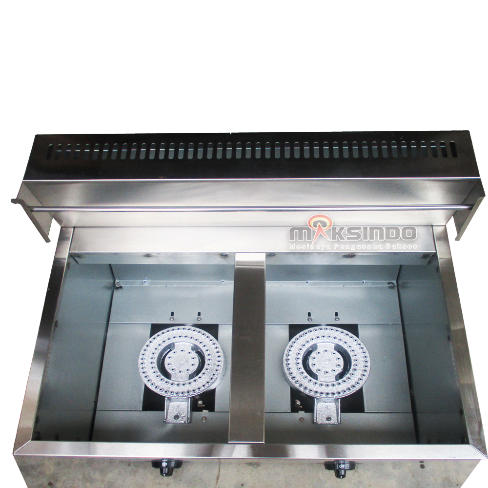 Gas Fryer MKS-7Lx2-5