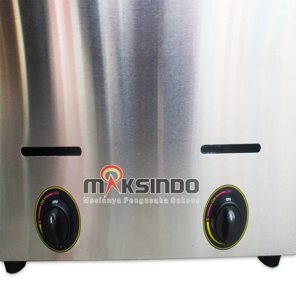 Gas Fryer MKS-7Lx2-6
