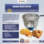 Jual Mesin Gas Fryer MKS-15L di Tangerang