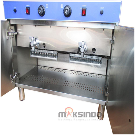 Mesin Gas Fryer MKS-482 7