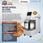 Jual Mixer Spiral 50 Liter (MKS-SP50) di Tangerang