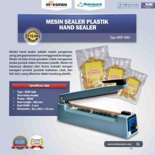 Jual Mesin Hand Sealer MSP-400I di Tangerang