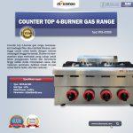 Jual Counter Top 4-Burner Gas Range di Tangerang