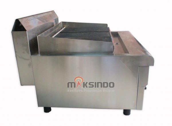 Counter Top Gas Lava Rock Grill MKS-603GL-3