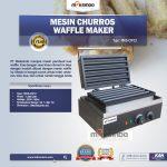 Jual Mesin Churros Waffle Maker (MKS-CW12) di Tangerang