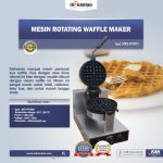 Jual Mesin Rotating Waffle Maker (MKS-RTW01) di Tangerang
