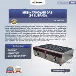 Jual Mesin Takoyaki Gas (84 Lubang) di Tangerang