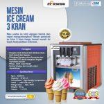 Jual Mesin Es Krim 3 Kran (ICM-919) di Tangerang