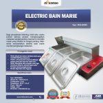 Jual Electric Bain Marie (Penghangat Masakan) MKS-BMR3 di Tangerang