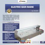 Jual Electric Bain Marie (Penghangat Masakan) MKS-BMR4 di Tangerang
