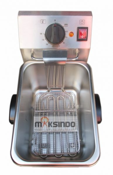 Mesin Electric Fryer MKS-51B-4