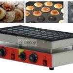 Jual Mesin Mini Pancake Poffertjes 50 Lubang CRIP02 – Listrik di Tangerang