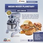 Jual Mesin Mixer Planetary MKS-BM20B di Tangerang