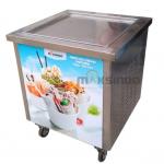 Mesin Ice Cream Gulung Dari Maksindo Gampang Digunakan Dan Meyakinkan