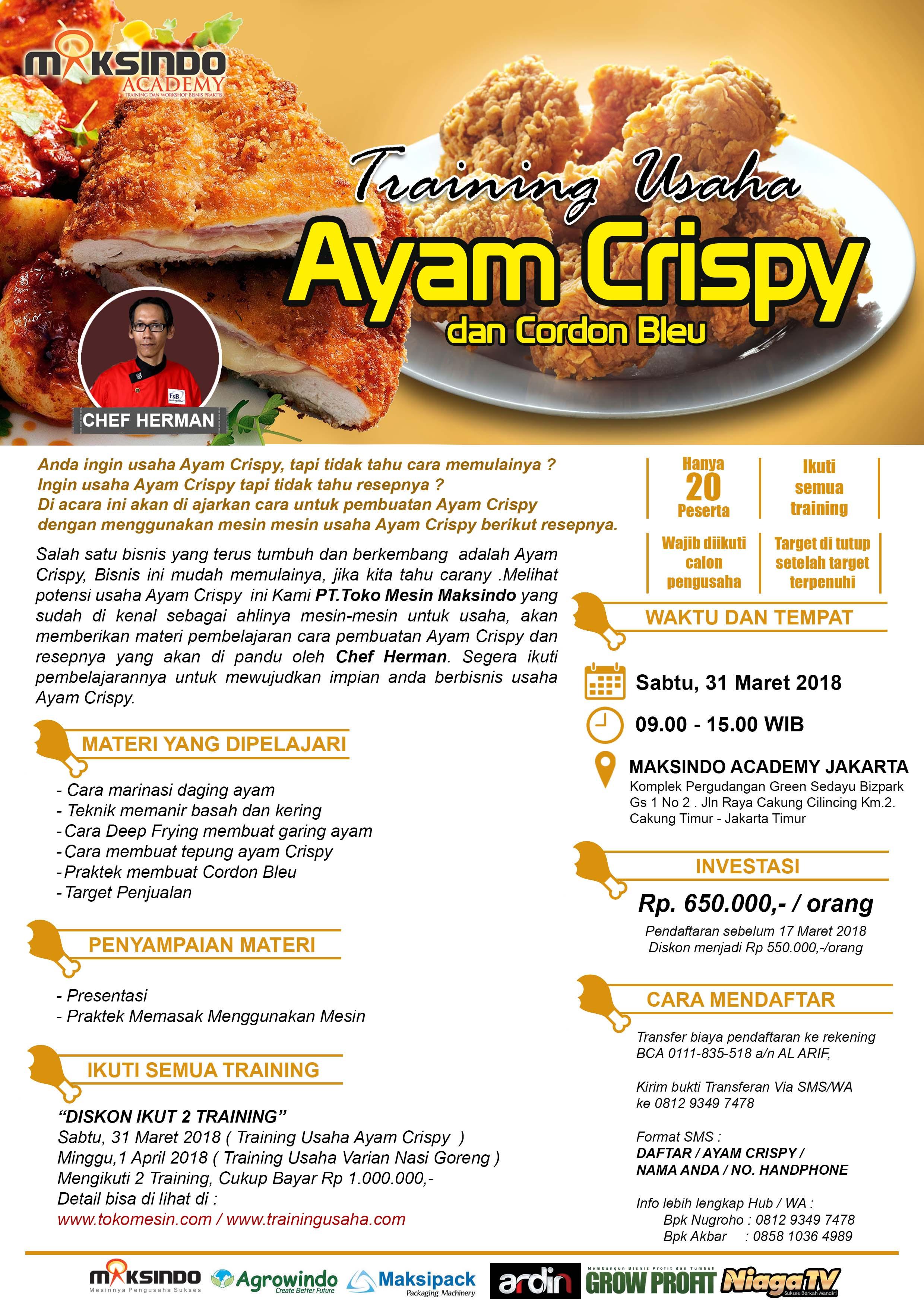 ayam crispy_maret_brosur