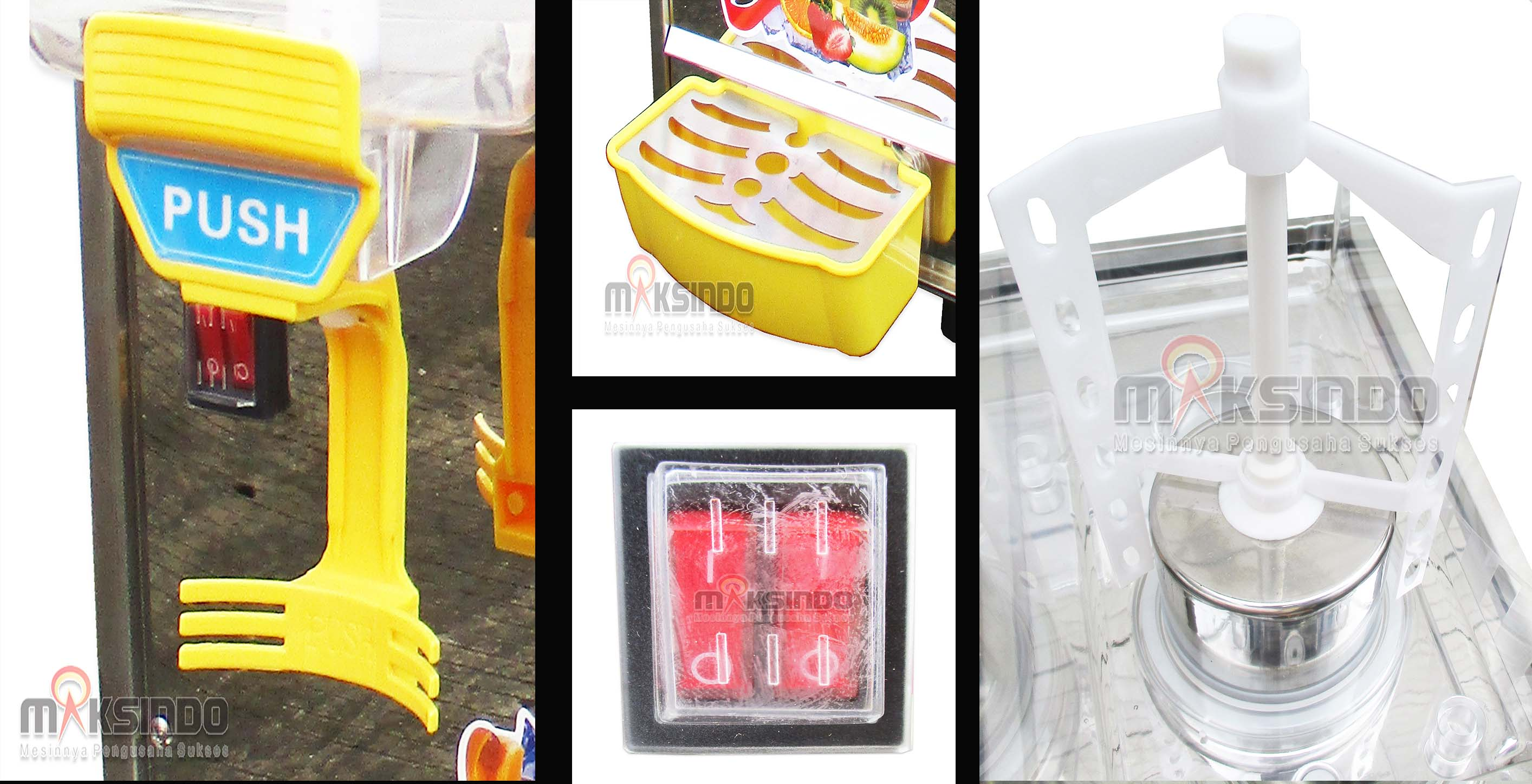 Mesin Juice Dispenser (ADK-17x1)-3