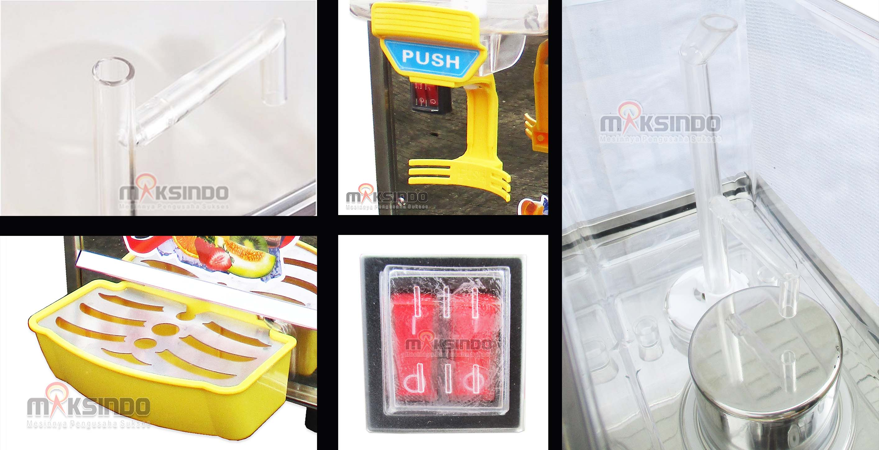 Mesin Juice Dispenser (DSP-17x1)-3