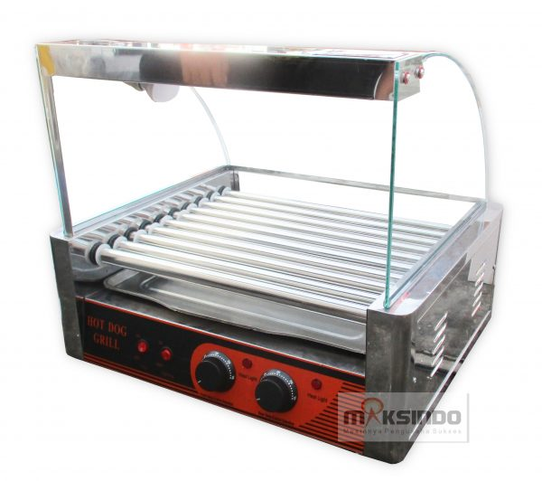Mesin Panggangan Hot Dog (Hot Dog Grill) MKS-HD10-2