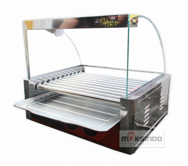 Mesin Panggangan Hot Dog (Hot Dog Grill) MKS-HD10