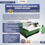 Jual Coding Machine MY-380F di Tangerang