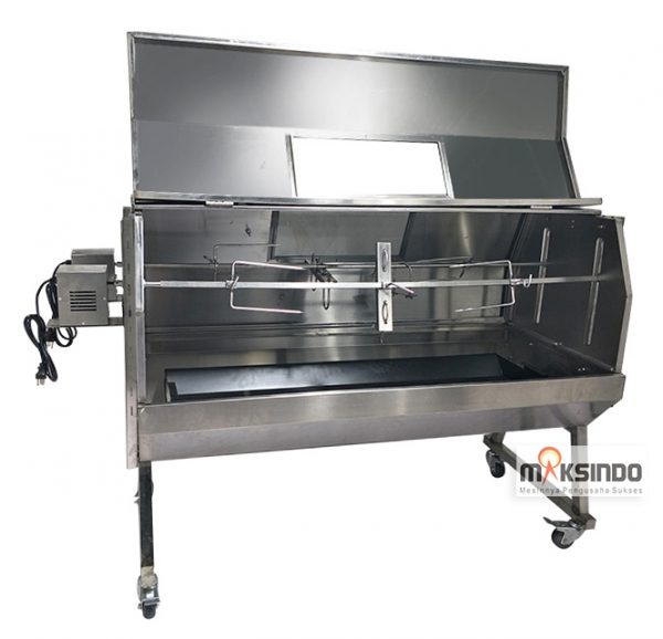 Mesin Kambing Guling BBQ Roaster (GRILLO-LMB44)-1
