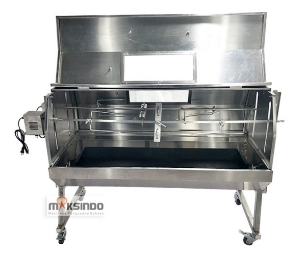 Mesin Kambing Guling BBQ Roaster (GRILLO-LMB44)-2